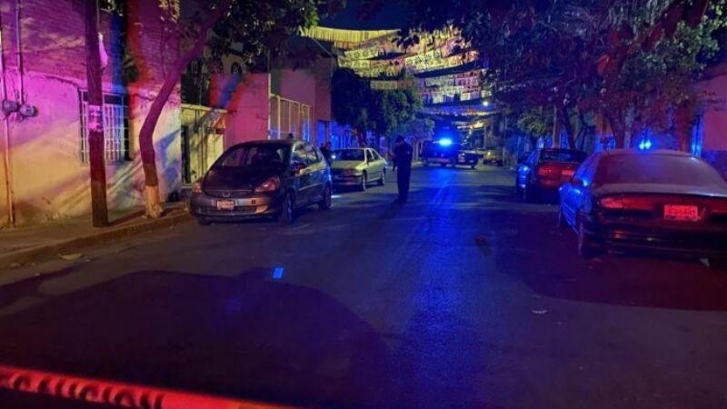 A sangre fría: Atacan a balazos a un joven en Guadalajara; acababa de salir de prisión