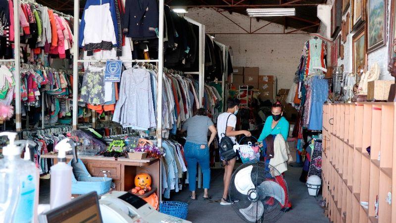 Ciudad Obregón: 'Bazar Solidario' resiste a afectaciones de la pandemia