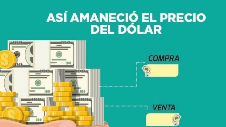 El precio del dólar en México para este domingo 25 de abril, según el tipo de cambio actual