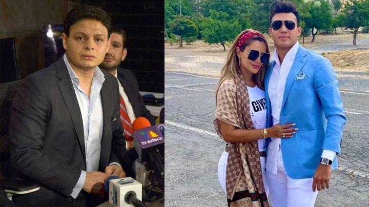 Giovanni Medina le da un revés a las declaraciones de Ninel Conde tras arresto de Larry Ramos