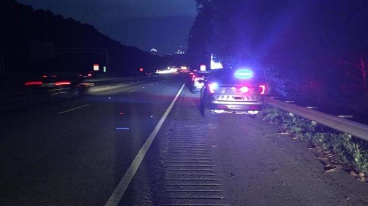¡Terrible! Camión de pasajeros en Georgia se vuelca y arde en llamas; hay 6 muertos