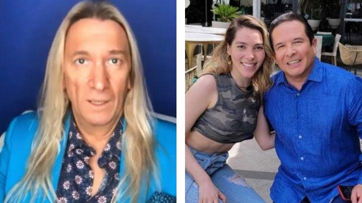 """""""Ella es víctima y él abusivo"""": Javier Ceriani destroza a Gustavo Adolfo y Frida Sofía"""