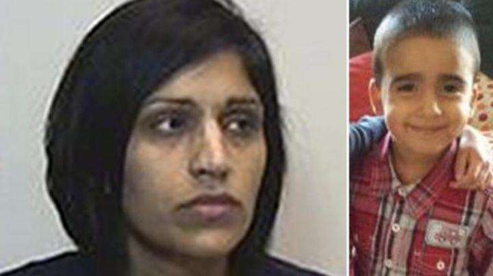 Liberan siete años antes a una madre que mató a su hijo y escondió el cuerpo en una maleta