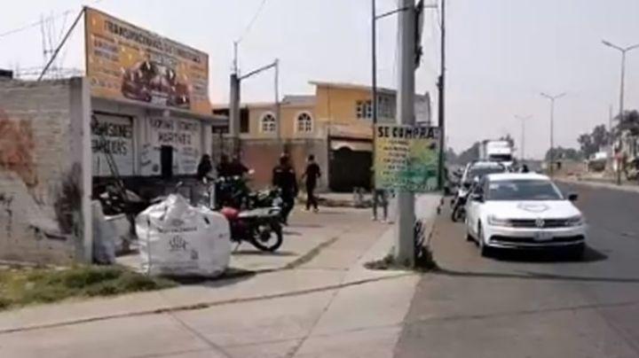 Puebla: Hallan cadáver dentro de un taller mecánico; tenía disparos en el cráneo
