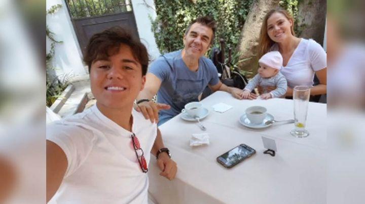 Ataque de ternura: Adrián Uribe presume el inolvidable momento de sus hijos, Gael y Emily