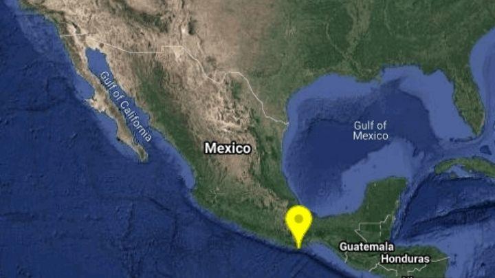 Alerta en Oaxaca: Sismo de magnitud de 4.2 golpea Crucecita; no se reportan heridos