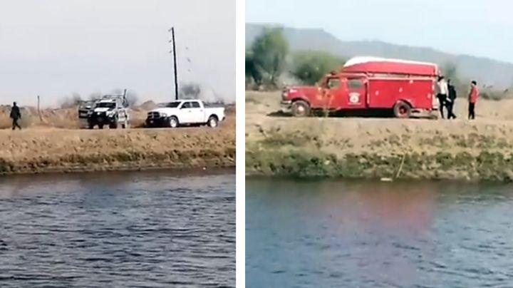 Se metió al agua y ya no salió: Joven bañista muere ahogado en el Canal Bajo de Cajeme
