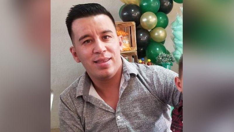 Jairo Saúl fue 'levantado' por comando armado en Hermosillo hace un mes; su familia aún lo busca