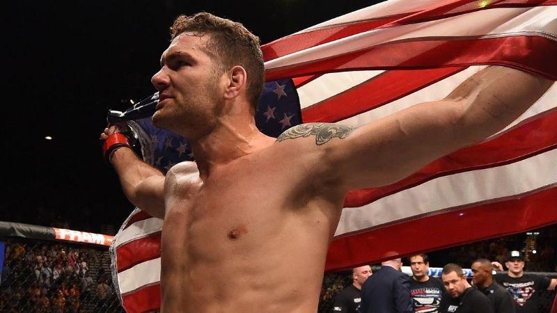 VIDEO: Así fue la aterradora fractura del peleador Chris Weidman en la UFC