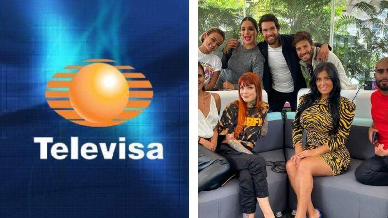 Famoso exactor de Televisa tendría romance en secreto con guapa conductora de TV Azteca