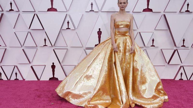 (FOTOS) Oscar 2021: ¡Deslumbrantes! Estos son los mejores 'looks' de la alfombra roja