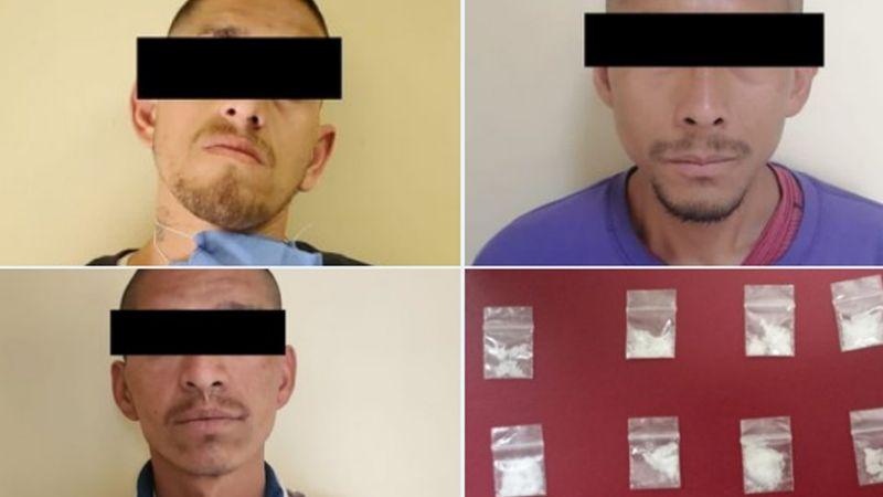Golpe al narco en Sonora: Atrapan 78 delincuentes e incautan más de 9 mil dosis de droga