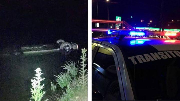 Tragedia en Cajeme: Auto cae a Canal Alto y mueren cuatro; niño de 10 años se salva de milagro