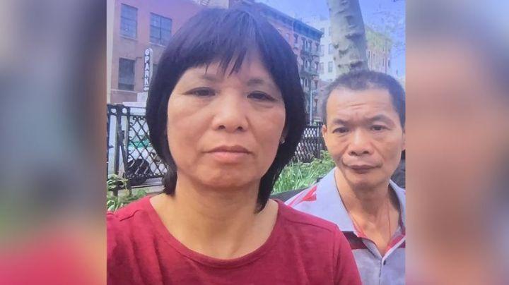 Esposa de anciano de origen asiático atacado a patadas en NY teme por su seguridad