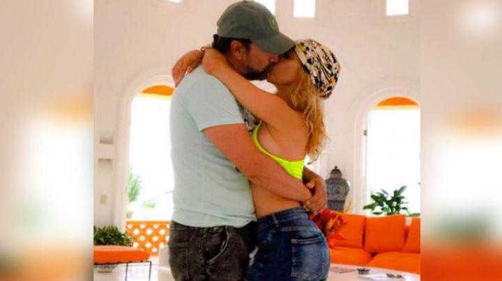 Marco Antonio Solís se pone romántico con Cristy Salas al revelar esta íntima FOTO