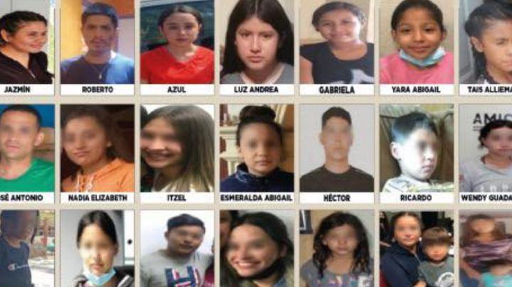 Ya están con sus familias: Encuentran a 41 sonorenses desaparecidos en los últimos 14 días
