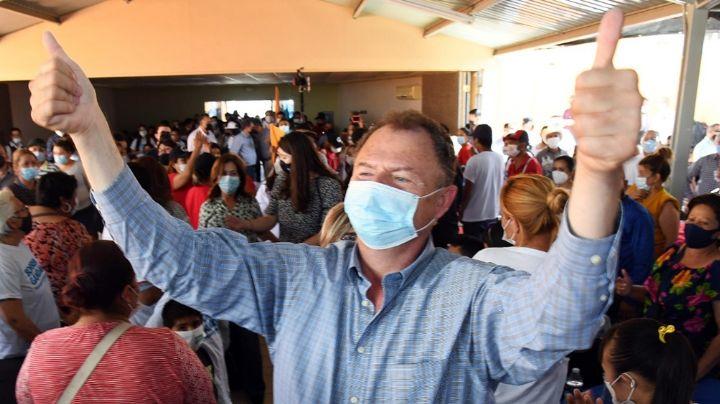 Sonora: Ernesto 'Borrego' Gándara llama a tener un debate sin agresiones y con propuestas