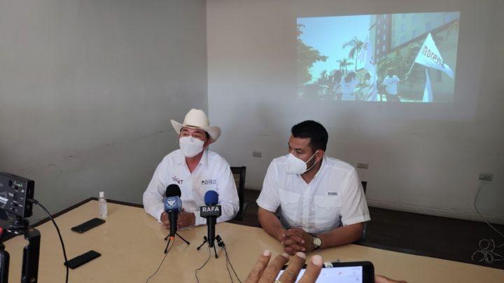 Tras rumores de una dimisión, Morena Cajeme ratifica a Lamarque Cano como candidato