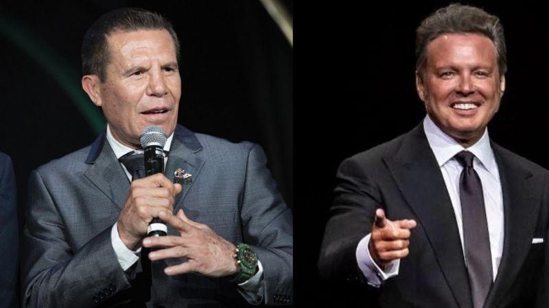 ¿Del ring a Netflix? Julio César Chávez se luce junto a Luis Miguel y revela esto