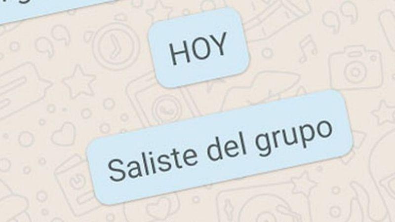 ¿Cansado de los grupos de WhatsApp? Estos novedosos trucos llegaron para salvarte
