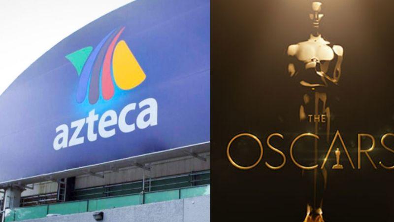 ¡Destrozan a TV Azteca! Fans no perdonan al Ajusco por hacer esto en los Oscar 2021