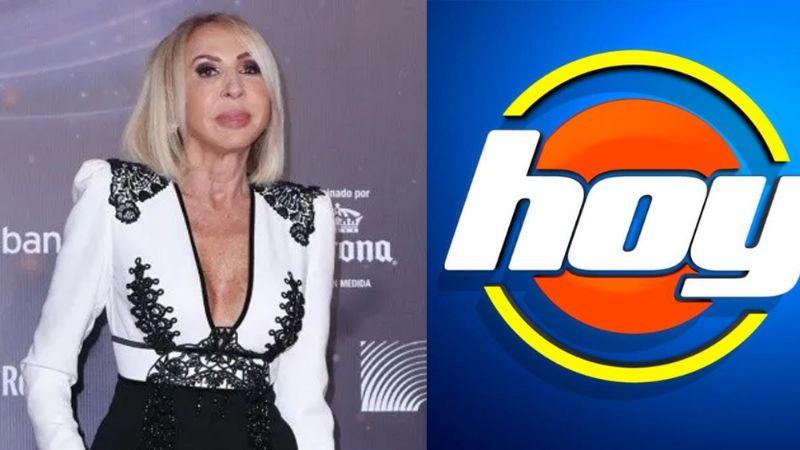¡Drama en Televisa! Laura Bozzo causaría conflictos en 'Hoy' por este motivo