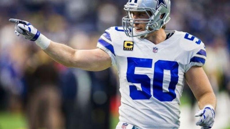 Sean Lee anuncia su retiro después de jugar 11 temporadas con Dallas Cowboys