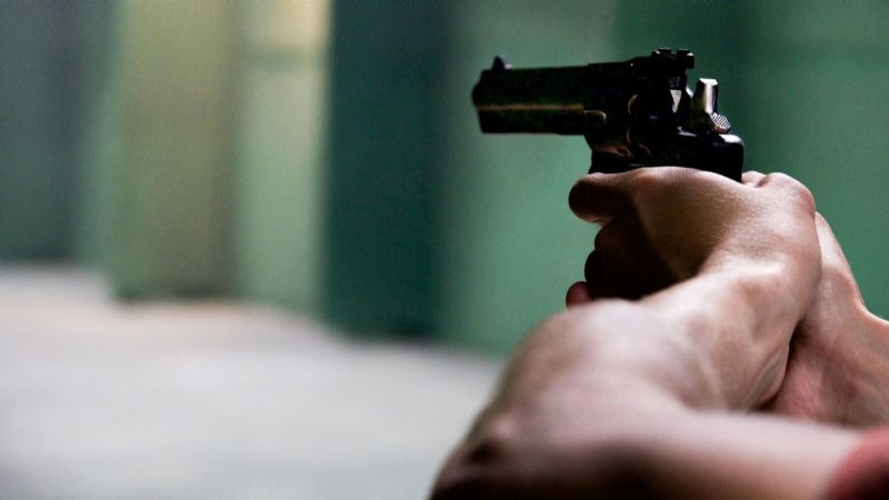 A sangre fría: Arrestan al hombre que acribillaría a una niña de 7 años frente a su padre