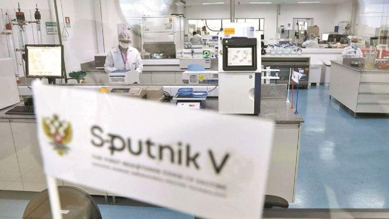 ¡Buenas noticias! Vacuna Sputnik V contra Covid-19 se envasará en México en junio