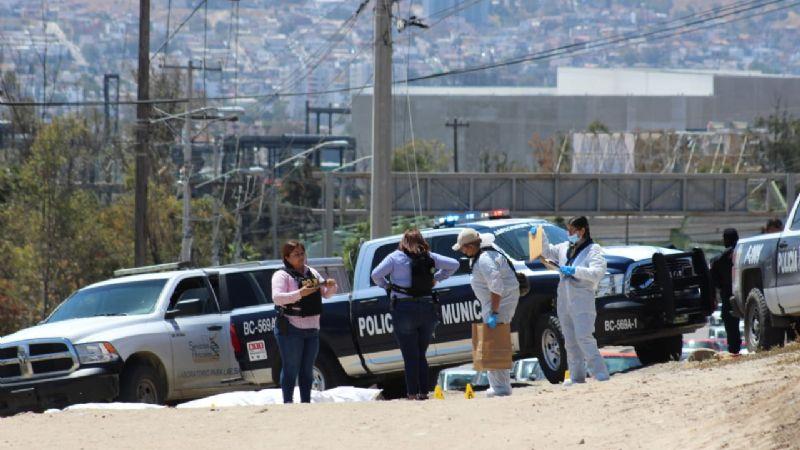 De terror: Matan a hombre en albergue y hallan sus restos en cerro de Tijuana