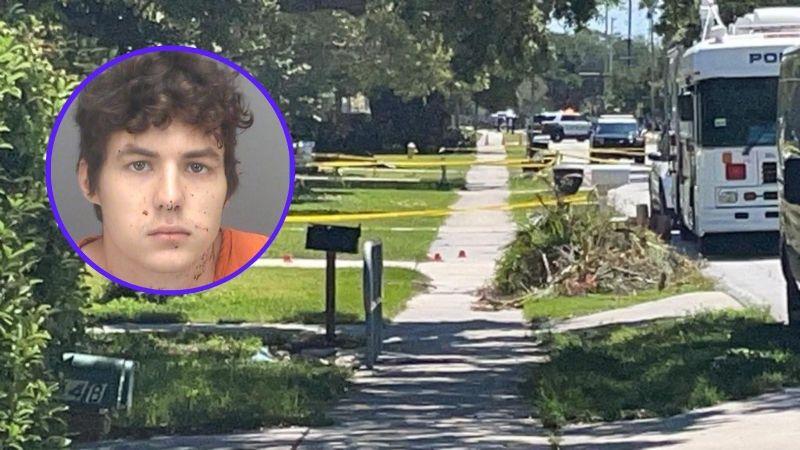 A sangre fría: Cae un joven de 19 años por el asesinato de madre e hija durante un robo