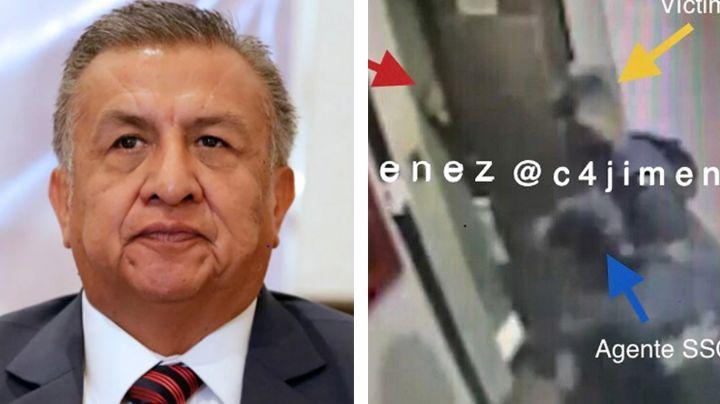 Filtran VIDEO del diputado de Morena atrincherado en hotel; se negaba a ser arrestado por abuso
