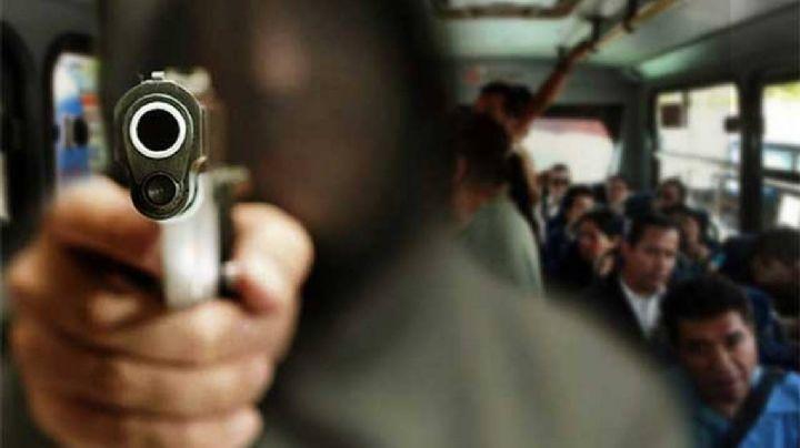 Edomex: Dos asaltos en transporte público dejan saldo de dos muertos