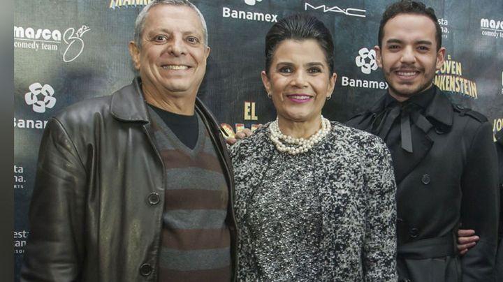 Exesposa de César Bono asegura que el actor de Televisa miente; niega el violentarlo