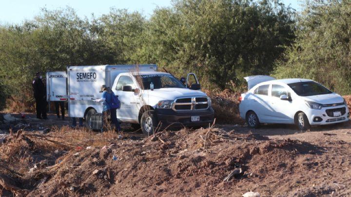 Estación Corral, el nuevo 'panteón clandestino' de Cajeme; en abril 4 cuerpos han sido tirados en la zona