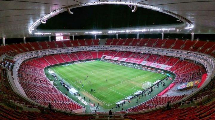 Estadios de Chivas y Atlas aumentarían su aforo… si es que hay repechaje
