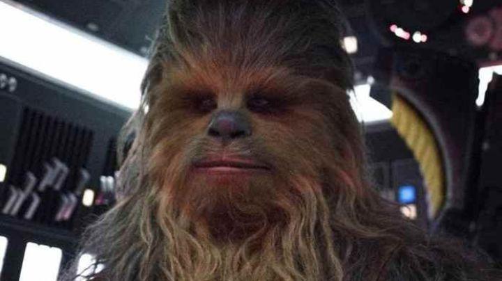 Star Wars: Policías buscan a un sujeto disfrazado de Chewbacca por apuñalar a otro hombre