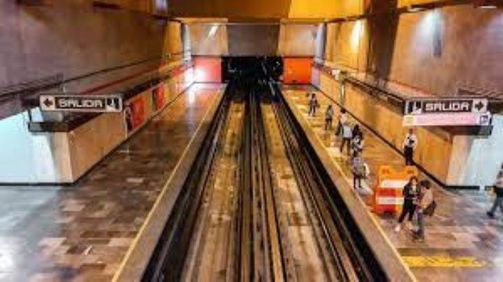 Lamentable: Hombre muere en las escaleras del Metro en CDMX; lo fulminó un paro cardiaco