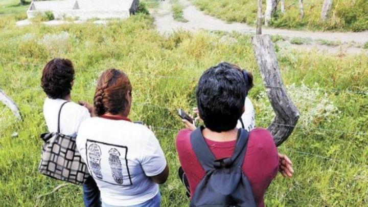 Señalan a la Fiscalía de Veracruz de entregar restos ajenos a familiares que reclaman cuerpos