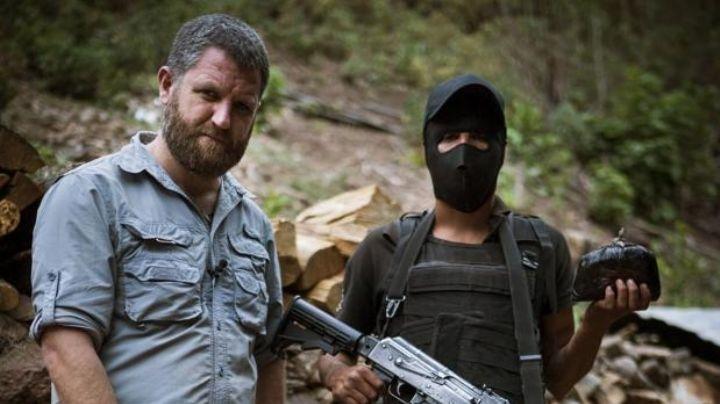 David Beriain, director de documental sobre el Cártel de Sinaloa, es asesinado por un grupo armado
