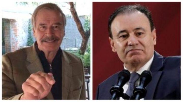 """¡Golpe a Morena! Vicente Fox se burla de Durazo en el Debate Sonora 2021: """"Una vergüenza"""""""