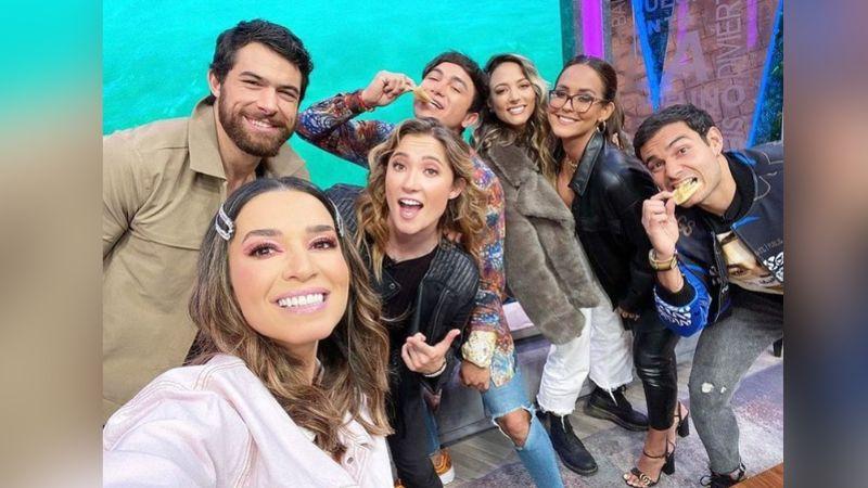 ¿Romance en TV Azteca? Integrantes de 'Survivor' son captados en comprometedor momento