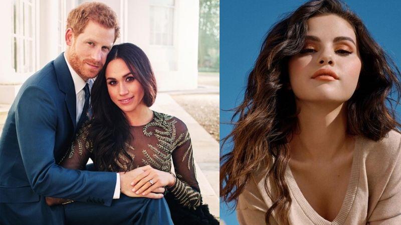 Príncipe Harry y Meghan Markle se unen a Selena Gomez; harán concierto juntos