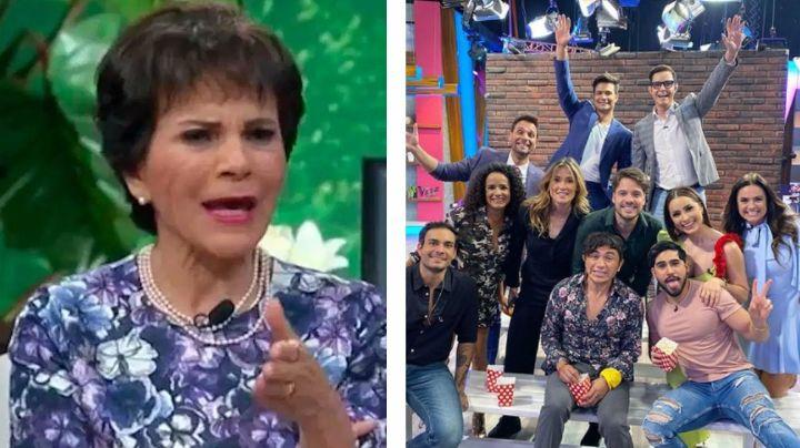 """Pleito en TV Azteca: Revelan que Chapoy y 'Ventaneando' le """"tienen asco"""" a este integrante de 'VLA'"""
