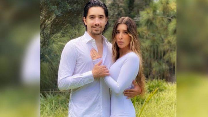 Alex Fernández y su novia estarían ansiosos por tener un hijo; esta FOTO lo demuestra