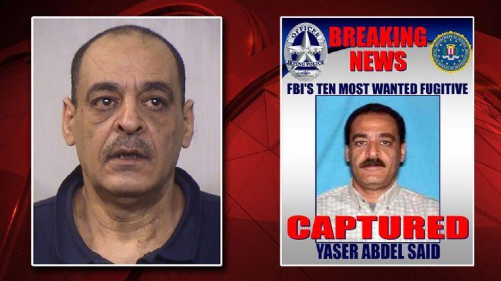 Sentencian a Islam Yaser por esconder a su padre, uno de los 10 más buscados del FBI