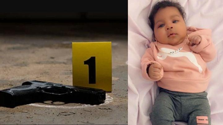 A sangre fría, masacran a tiros a madre y a su bebé de 3 meses; caen tres sicarios