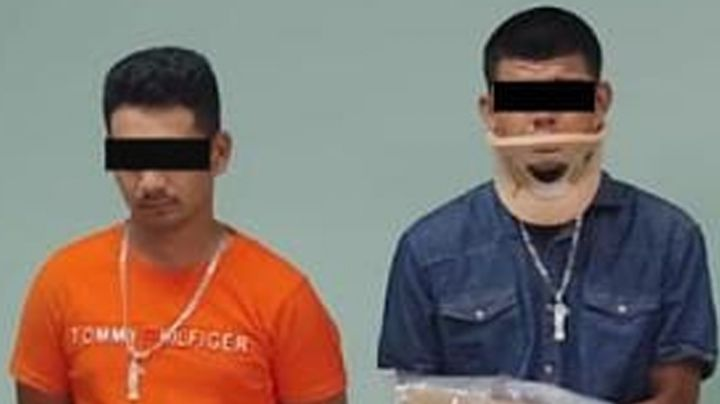 Aprehenden a otros dos jóvenes armados en el centro de Ciudad Obregón; intentaron escapar