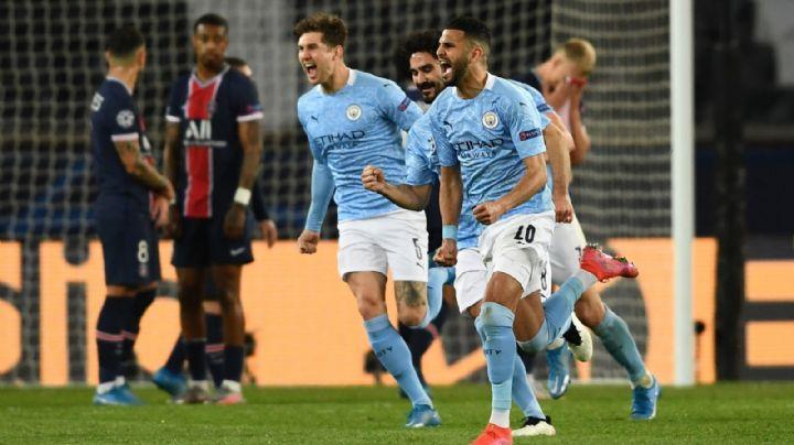 Manchester City remonta al PSG y sueña con la final de la Champions League