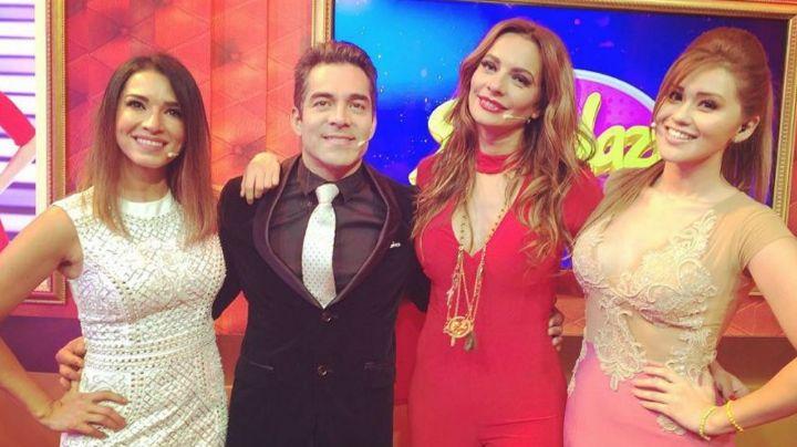 ¿Regresan a Televisa? Laura G dejaría TV Azteca para volver a 'Sabadazo' con Omar Chaparro